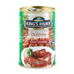 King's Fisher Sarden Saus Pedas