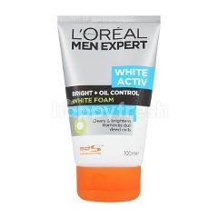 L'Oreal Men Expert White Activ Facial Foam