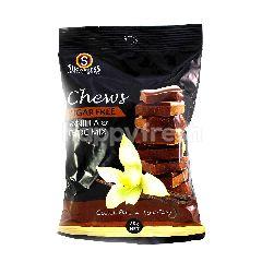 SUGARLESS CONFECTIONERY Chews Sugar Free Vanilla & Choc Mix Chocolate