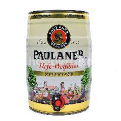 PAULANER Naturtrüb - Paulaner Hefe-Weisbier Beer