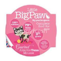 Little Big Paw (Cat) Pot Gourmet Atlantic Tuna (Hypo) 85g