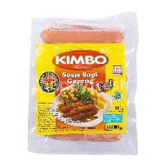 Kimbo Kitchen Sosis Sapi Goreng