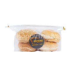 iBread Roti Burger