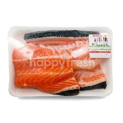 Tulang Ikan Salmon