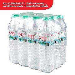 ออรา ออร่า น้ำแร่ธรรมชาติ 100% 500 มล. (แพ็ค 12)