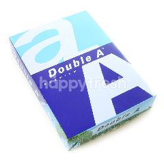 Double A Paper A4 80 Gsm (500 Sheets)