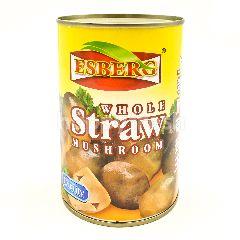 ESBERG Canned Whole Straw Mushroom