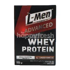 L-Men Advanced Formula Susu Bubuk Rasa Cokelat Vanila