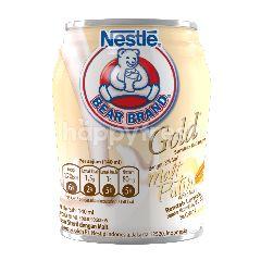 Bear Brand Gold Susu Tinggi Kalsium Malt Putih