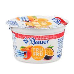 บาวเออร์ ขนมหวานจากนมผสมพีช แพชชั่นฟรุต