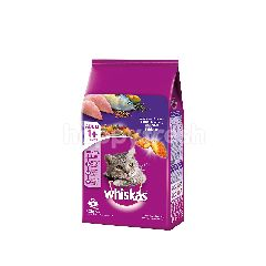 Whiskas Cat Dry Food Adult Mackerel 1.2KG Cat Food
