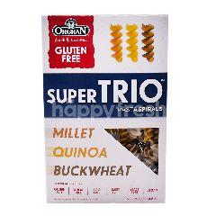 Orgran Gluten Free Super Trio Pasta Spirals