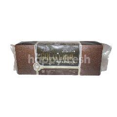 Gold Cake Keik Cokelat