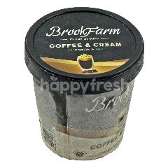 BrookFarm BrookFarm Es Krim Rasa Kopi dan Krim