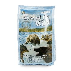 Taste of The Wild Makanan Anjing Pacific Stream Canine Formula dengan Salmon Asap