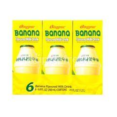 Binggrae Banana Flavoured Milk Drink