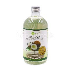 LOHAS Organic Coconut Oil Health Supplement