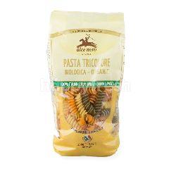Alce Nero Organic Pasta Fusilli Tricolore