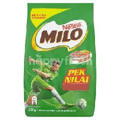 Milo Chocolate Malt Drink Soft Pack 200G