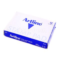 Artline Stamp Pad (Blue Colour)