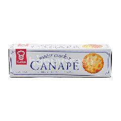 Garden Water Cracker Canape