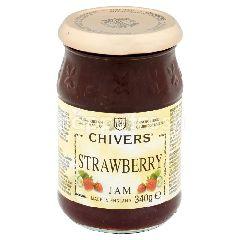 Chivers Strawberry Jam