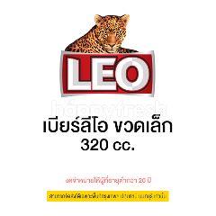 ลีโอ เบียร์ขวด 320 มล. (แพ็ค 24)