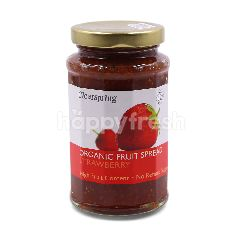 Clearspring Organic Fruit Flavoured Strawberry Spread