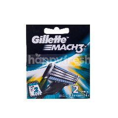 Gillette Mach 3 Cartridge