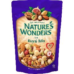 NATURE'S WONDERS Royal Mixed Nuts