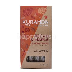 Kuranda Pecan & Maple Energy Bars (5 Pieces)