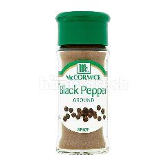 Mccormick Black Pepper Ground Spice
