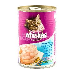 Whiskas Makanan Kucing Dewasa Rasa Ikan Laut