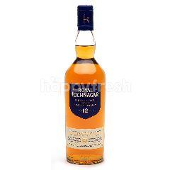 Royal Lochnagar Highland Single Malt Scotch Whisky Usia 12 Tahun