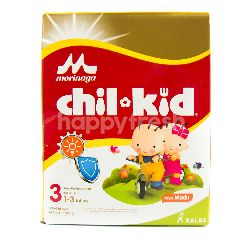 Morinaga Chil Kid 3 Susu Bayi Rasa Madu 1-3 Tahun