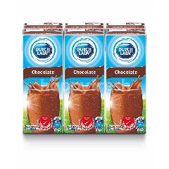 Dutch Lady Milk UHT Pure Farm Chocolate 6 x 200ml