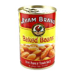 Ayam Brand Baked Beans Tomato 425G