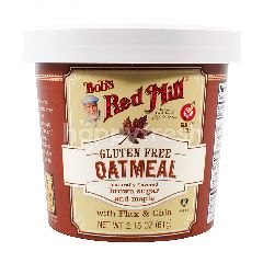Bob's Red Mill Gluten Free Oatmeal Cup Brown Sugar and Maple