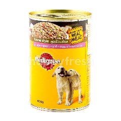 Pedigree Can Dog Wet Food Puppy 400G Dog Food
