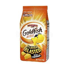 Pepperidge Farm Goldfish Blasted Cheddar Panggang