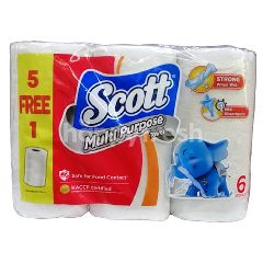 Scott Kitchen Towels (5Rolls+1Roll)