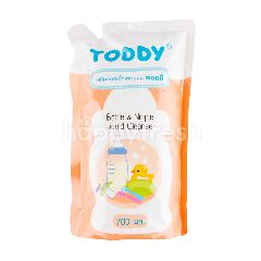 ทอดดี้ น้ำยาล้างขวดนมและจุกนมเด็ก รีฟิล