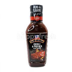 McCormick Chilli & Pepper Sauce