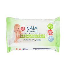 GAIA Natural Baby Wipes