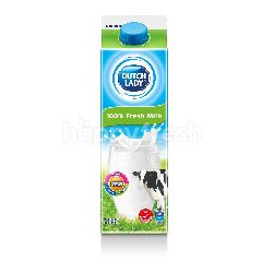 Dutch Lady Milk Pasteurised Pure Farm Fresh 1L