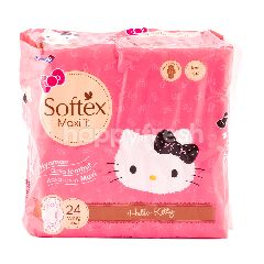 Softex Maxi Fit Wings Non Gel