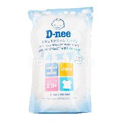D-Nee Lively Bright & White Liquid Detergent Refill
