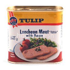 Tulip Daging Luncheon dengan Bacon