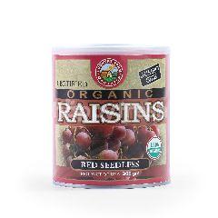 Country Farm Organics Organic Raisins Red Seedless
