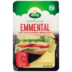 Arla Natural Sliced Emmental Cheese